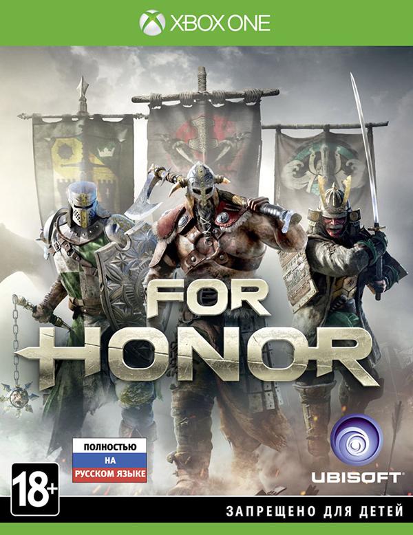For Honor [Xbox One]For Honor – динамичный экшен от третьего лица, который отправит вас в огромный и захватывающий мир захватывающих дух сражений, где вам предстоят неистовые битвы за славу.<br>