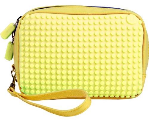 Клатч (Canvas Handbag) WY-B00 (желтый)
