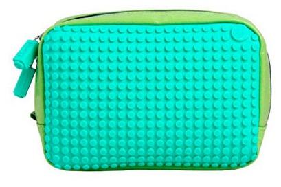 Клатч (Canvas Handbag) WY-B00 (зеленый/морская волна)Представляем вашему вниманию клатч (Canvas Handbag) WY-B00, имеющий силиконовую панель, на которой с помощью «пикселей» в виде мозаики выкладывается абсолютно любой рисунок.<br>