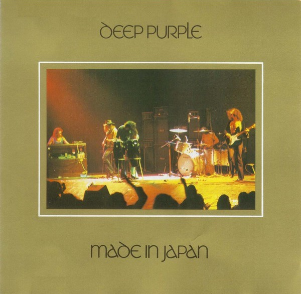 Deep Purple: Made In Japan (CD) deep purple german explosion cd в интернет магазине