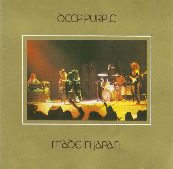 Deep Purple: Made In Japan (CD)Представляем вашему вниманию альбом Deep Purple. Made In Japan, концертный альбом британской группы Deep Purple.<br>