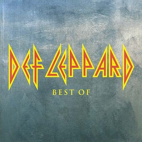 Def Leppard: Best Of (CD) песни для вовы 308 cd