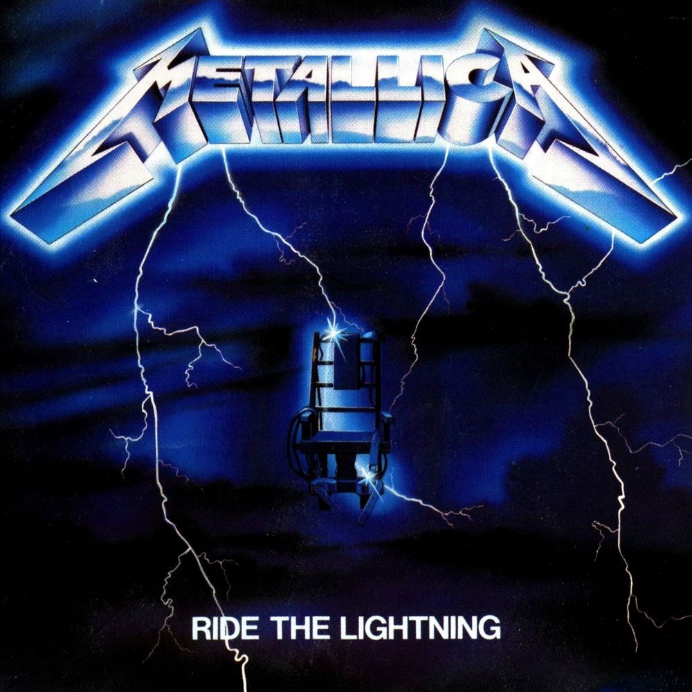 Metallica: Ride The Lightning (CD) ralph compton ride the hard trail
