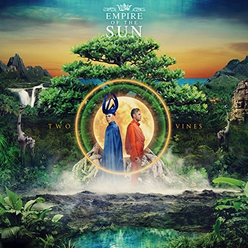 Empire Of The Sun: Two Vines (CD) empire of the sun empire of the sun ice on the dune