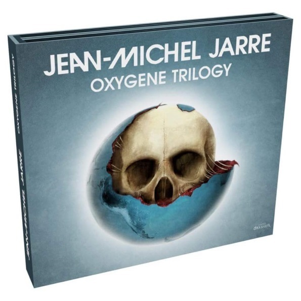 Jean-Michel Jarre. Oxygene Trilogy (3 LP + 3 CD)