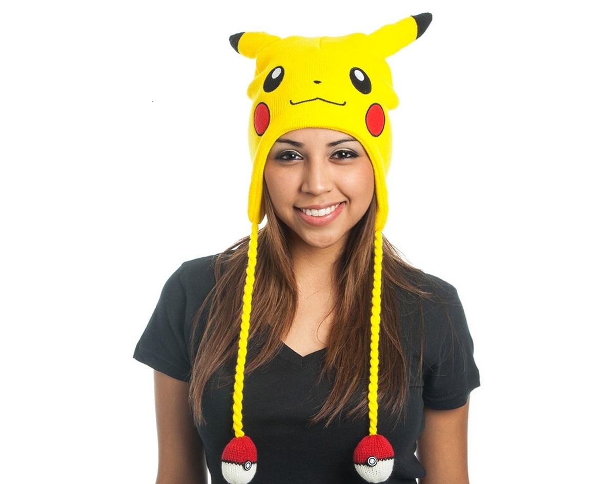 Шапка Pokemon. Pikachu Laplander BeanieПредставляем вашему вниманию шапку Pokemon. Pikachu Laplander Beanie, созданную по мотивам вселенной Pok&amp;#233;mon.<br>