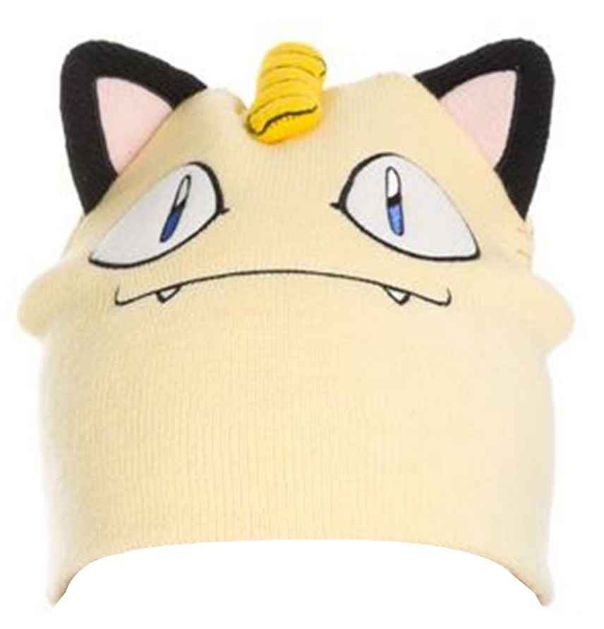 Шапка Pokemon. Meowth Beanie