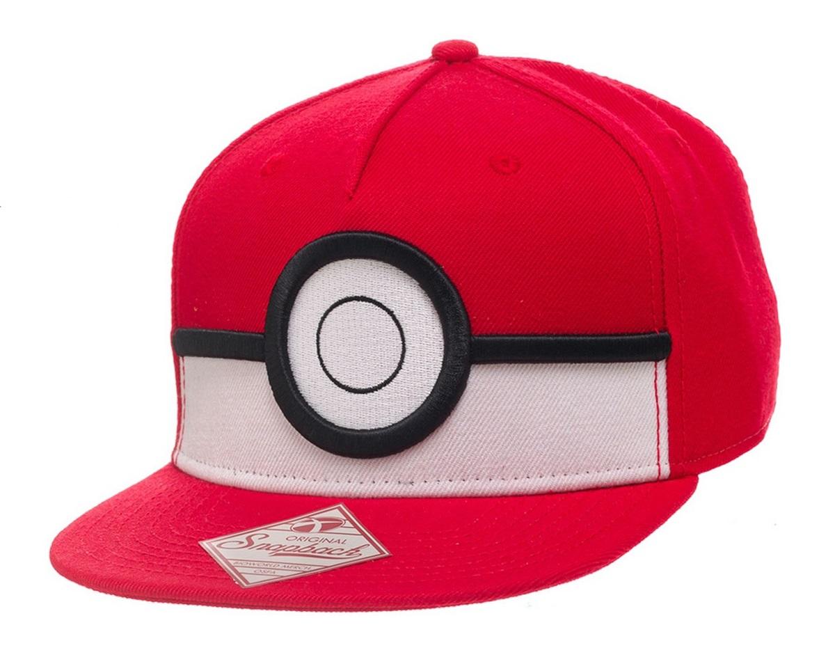 Бейсболка Pokemon. 3D Poke ball SnapbackПредставляем вашему вниманию бейсболку Pokemon. 3D Poke ball Snapback, созданную по мотивам вселенной Pok&amp;#233;mon.<br>