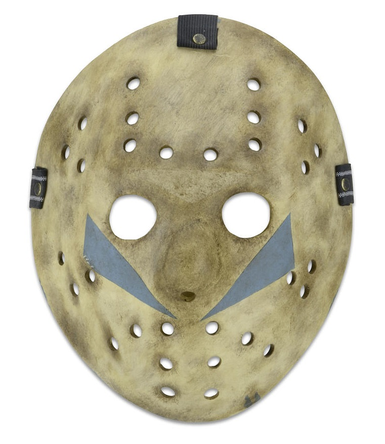 Маска Friday The 13th. Jason Mask Part 5. A New BeginningПредставляем вашему вниманию маску Friday The 13th. Jason Mask Part 5. A New Beginning, реплику маски Джейсона из пятого фильма знаменитой серии хорроров – «Пятница, 13: Новое начало».<br>