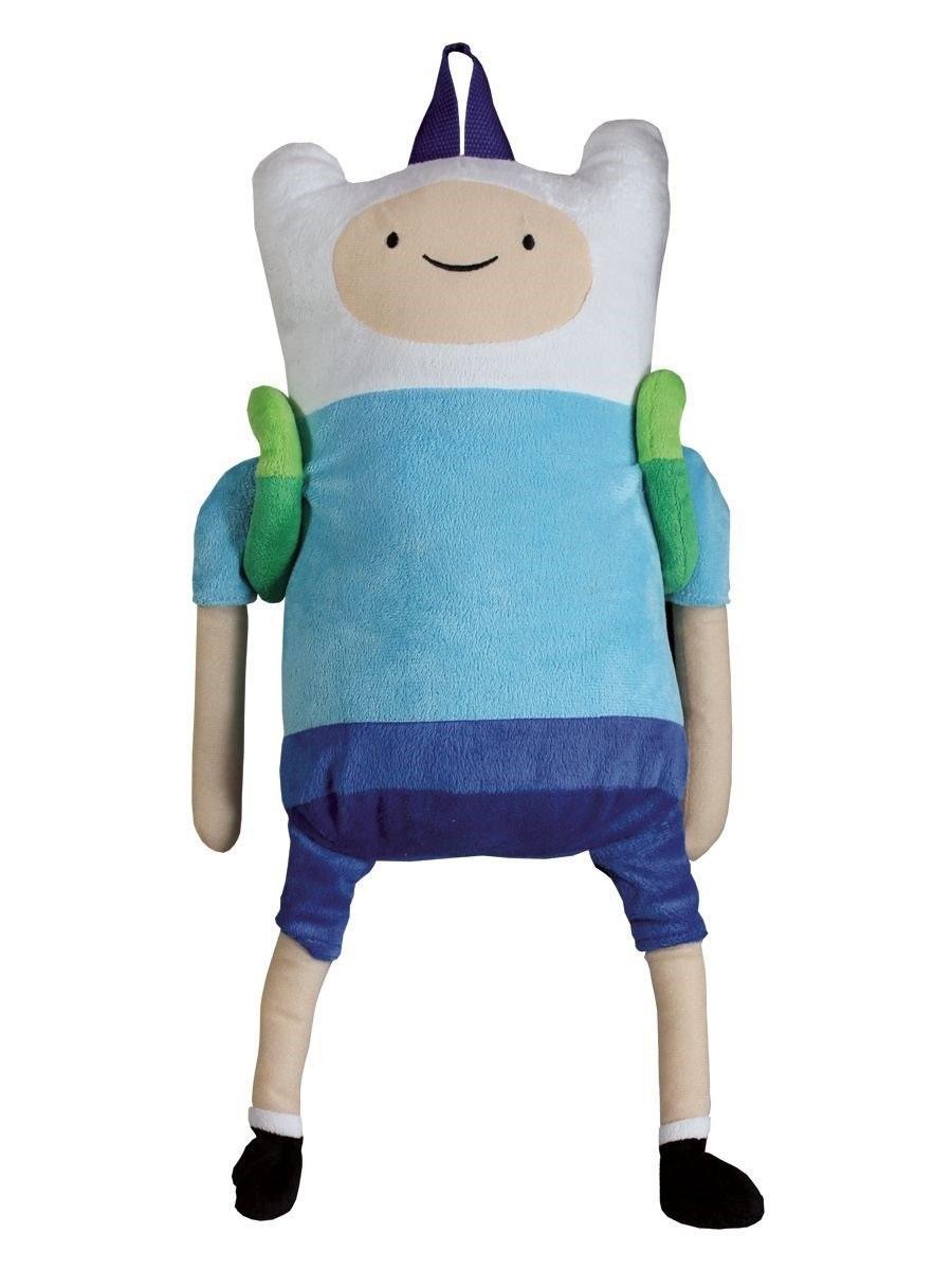 Рюкзак Adventure Time. FinnПредставляем вашему вниманию рюкзак Adventure Time. Finn, созданный по мотивам одноименного мультсериала, рассказывающего о необыкновенных и весёлых приключениях двух лучших друзей на просторах волшебной пост-апокалиптической Земли: мальчика Финна и его собаки Джейка.<br>