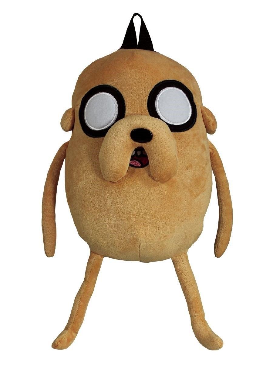 Рюкзак Adventure Time. JakeПредставляем вашему вниманию рюкзак Adventure Time. Jake, созданный по мотивам одноименного мультсериала, рассказывающего о необыкновенных и весёлых приключениях двух лучших друзей на просторах волшебной пост-апокалиптической Земли: мальчика Финна и его собаки Джейка.<br>