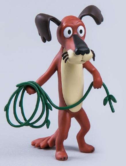 Фигурка Жил-был пес. Пес (10 см)Представляем вашему вниманию фигурку Жил-был пес. Пес, воплощающую одного из главных героев и любимых персонажей из мультфильма «Жил был пёс».<br>