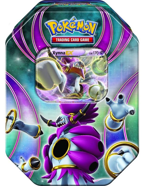Коллекционный набор Pokemon XY. ХуппаПредставляем вашему вниманию коллекционный набор Pokemon XY. Хуппа, с которым ваша колода станет еще сильнее.<br>