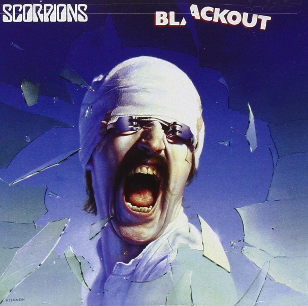 Scorpions: Blackout (CD + DVD) альбом для cd и dvd в интернет магазине в спб