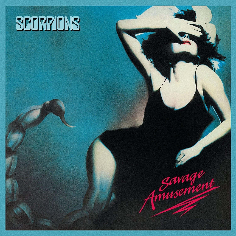 Scorpions. Savage Amusement (LP + CD)Представляем вашему вниманию Savage Amusement, десятый студийный альбом немецкой рок-группы Scorpions.<br>