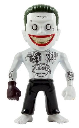 Коллекционная металлическая фигурка DC Comics: Джокер – Отряд Самоубийц – Suicide Squad Joker Alternate Version (10 см)  недорого