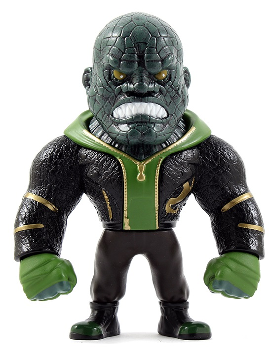Коллекционная металлическая фигурка Убийца Крок: Отряд Самоубийц – Suicide Squad Killer Croc Alternate Version (10 см) ahd 2 0megapixel cctv camera module pcb low illumination 0 001lux osd cable dc12v cvbs 2000tvl 3d noise reduction