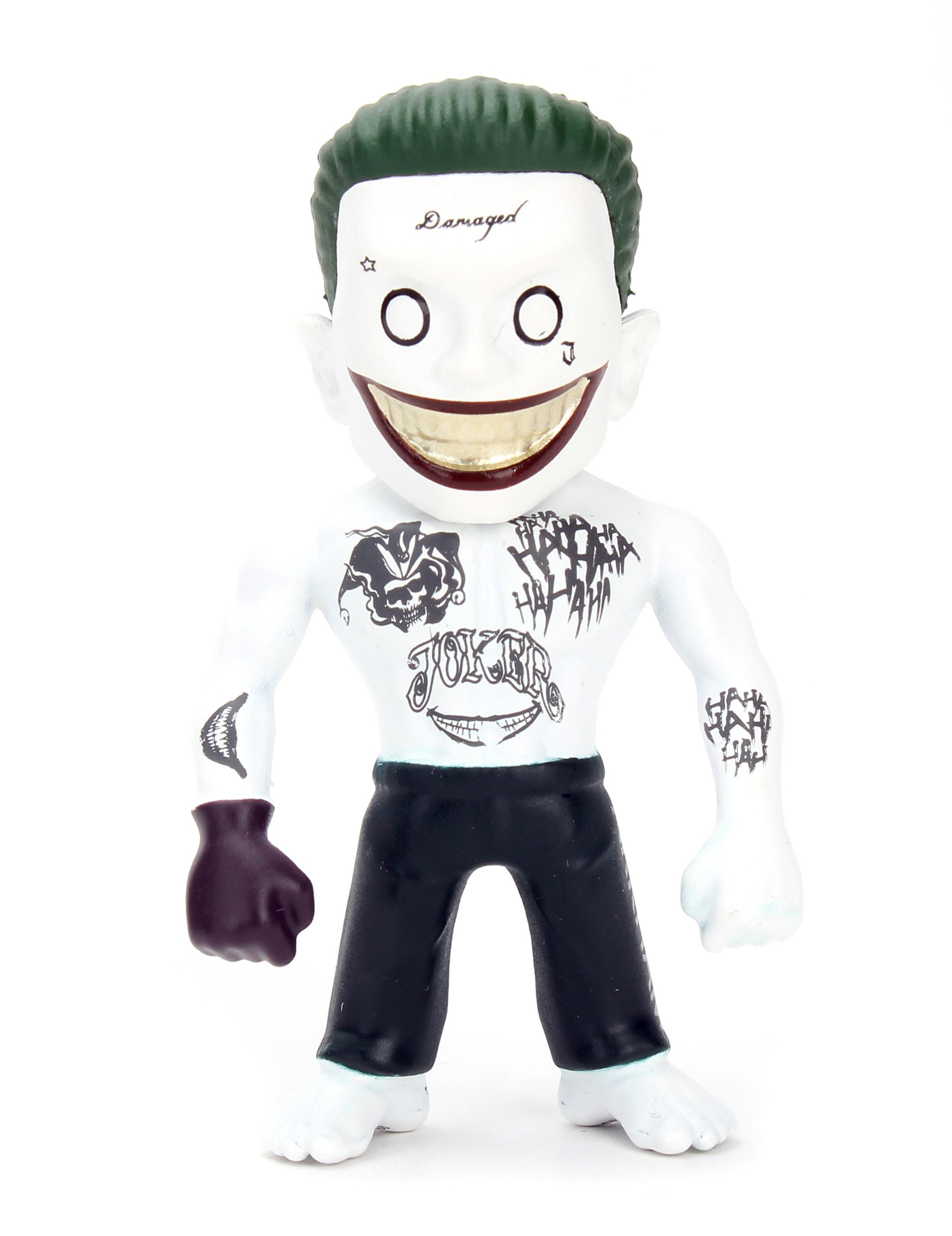 Коллекционная металлическая фигурка DC Comics: Джокер – Отряд Самоубийц – Suicide Squad Joker Alternate Version (6 см)  недорого