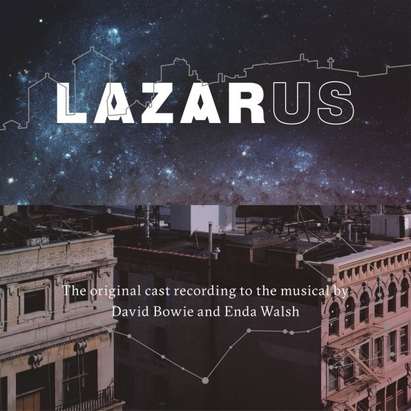 David Bowie. Lazarus (3 LP) lp cd david bowie ziggy stardust and the spiders from