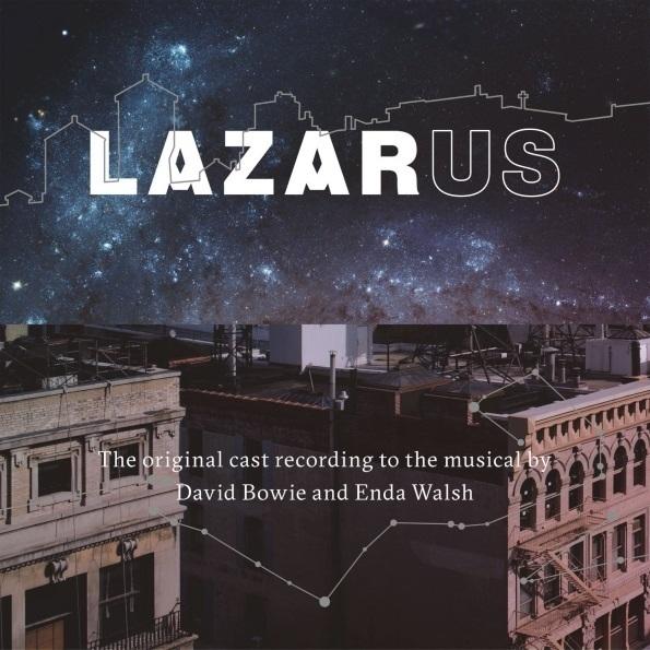 David Bowie. Lazarus (3 LP)Представляем вашему вниманию альбом David Bowie. Lazarus, на котором артисты, задействованные в оригинальной нью-йоркской постановке мюзикла Lazarus, представили свои версии песен Дэвида Боуи.<br>