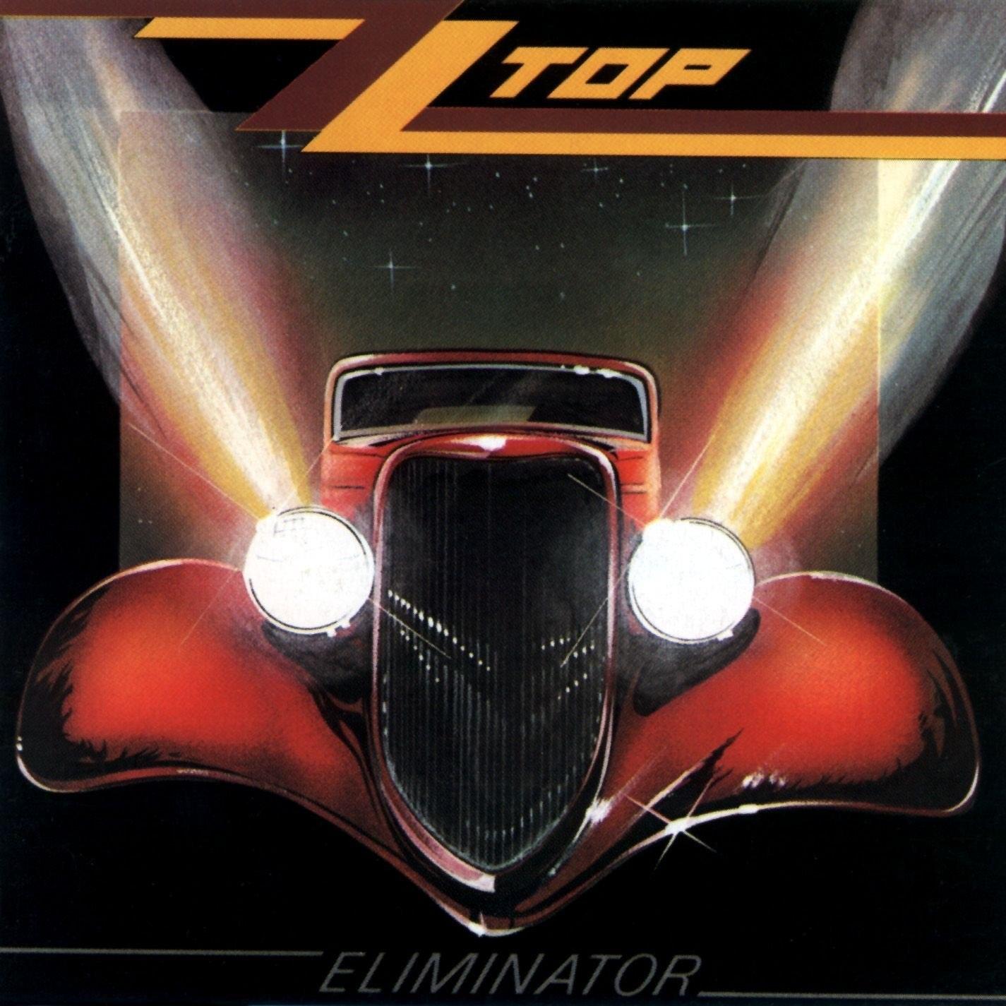 Zz Top: Eliminator (LP) zz top zz top afterburner eliminator 2 cd
