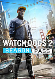 Watch Dogs 2 Season Pass (Цифровая версия)