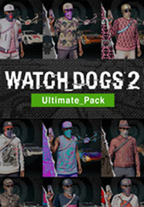 Watch Dogs 2 Ultimate Pack [PC, Цифровая версия] (Цифровая версия)