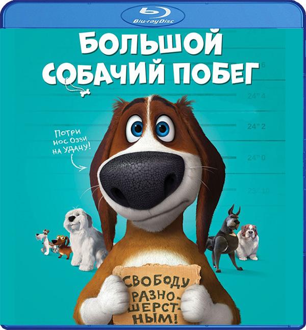 Большой собачий побег (Blu-ray) OzzyЗакажите мультфильм Большой собачий побег до 17:00 часов 13 января 2017 года на Blu-ray и получите дополнительные 30 бонусов на вашу карту.<br>