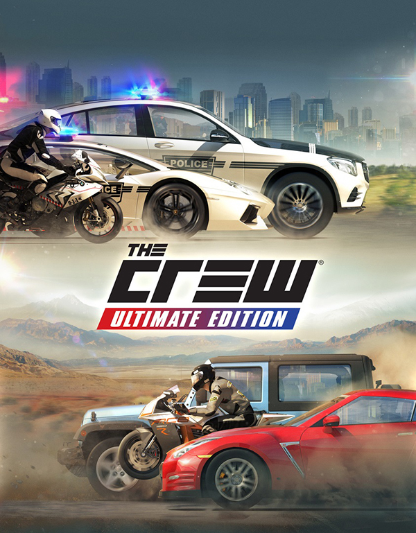 The Crew Ultimate Edition  [PC, Цифровая версия] (Цифровая версия)