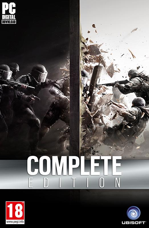 Tom Clancys Rainbow Six: Осада Complete Edition (Цифровая версия)Игра Tom Clancy&amp;rsquo;s Rainbow Six: Осада &amp;ndash; новая часть всемирно известной серии шутеров от первого лица, разработанная Ubisoft Montreal.<br>