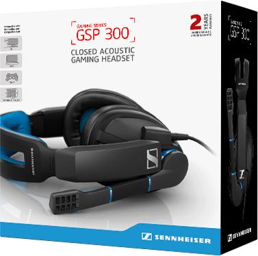 Гарнитура Sennheiser GSP 300 для PC