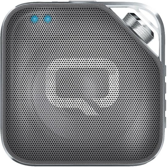 Колонка беспроводная Qumo Esquire Space grayСтильная и компактная Bluetooth-колонка Qumo Esquire сделана с использованием качественных материалов (металл и ABS пластик).<br>