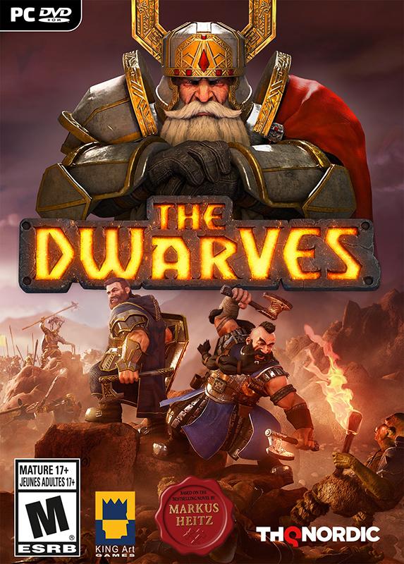 The Dwarves  [PC, Цифровая версия] (Цифровая версия) motorsport manager [pc цифровая версия] цифровая версия