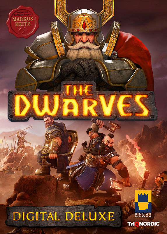 The Dwarves Digital Deluxe Edition  [PC, Цифровая версия] (Цифровая версия) killing floor 2 digital deluxe edition цифровая версия