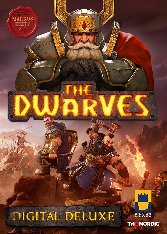 The Dwarves Digital Deluxe Edition  (Цифровая версия)The Dwarves – это фэнтезийная ролевая игра с увлекательным сюжетом и сложными сражениями в режиме реального времени.<br>