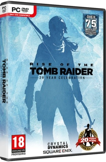 Rise of the Tomb: Raider 20-летний юбилей [PС] игра для xbox microsoft rise of the tomb raider