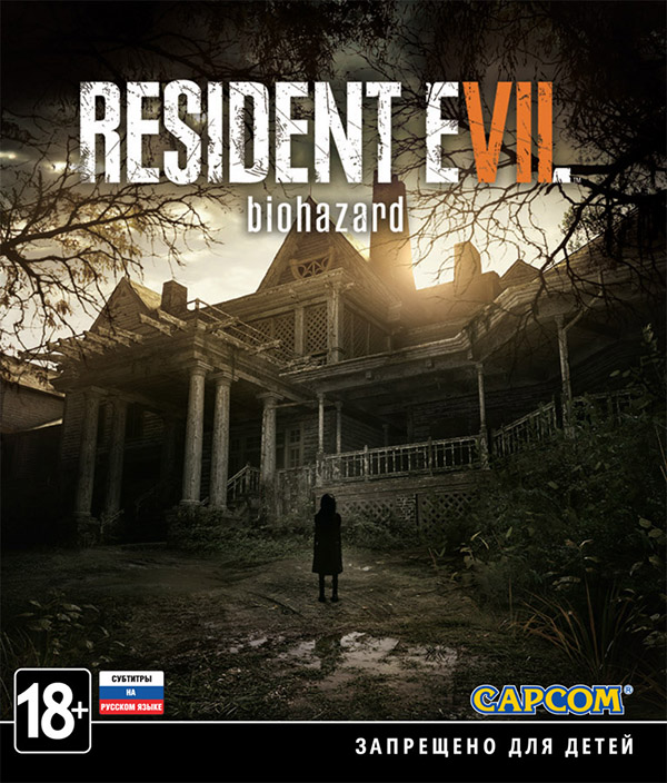Resident Evil 7: Biohazard [PC-Jewel]