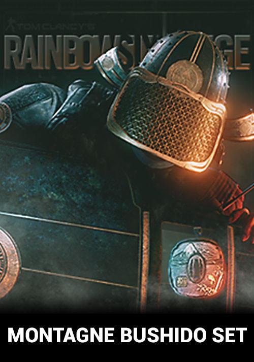 Tom Clancys Rainbow Six: Осада – Комплект Montagne Бусидо. Дополнительные материалы (Цифровая версия)С Tom Clancys Rainbow Six: Осада – Комплект Montagne «Бусидо» – разблокируйте раскраску «Fugaku» для щита «Скала», элемент персонализации Suji Kabuto и значок Fujisan.<br>