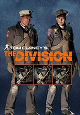 Tom Clancys The Division Parade Pack Дополнение (Цифровая версия)Поддерживайте порядок на улицах Нью-Йорка с этими парадными костюмами и окрасками оружия.<br>