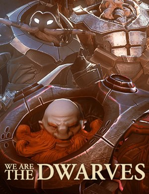 We Are The Dwarves  [PC, Цифровая версия] (Цифровая версия)We Are The Dwarves – это увлекательная игра с нестандартным сеттингом и сценарием.<br>