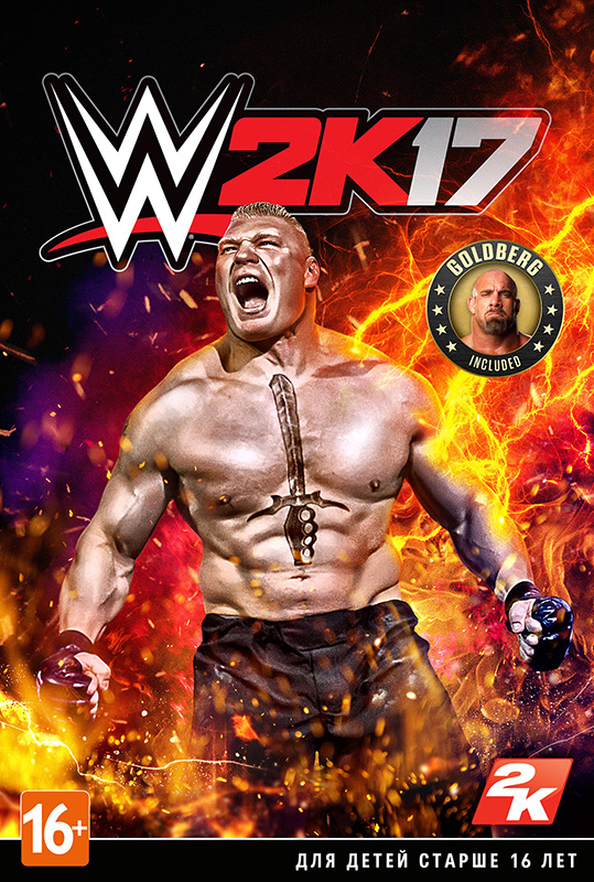 WWE 2K17  (Цифровая версия) wwe рей мистерио маска купить в москве