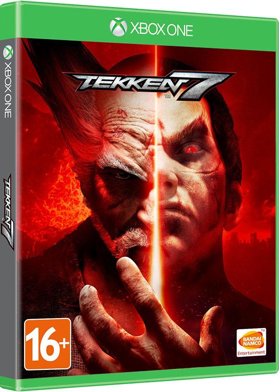 Tekken 7 [Xbox One]Закажите игру Tekken 7 до 17:00 часов 31 мая 2017 года и получите ранний доступ к персонажу Элиза.<br>