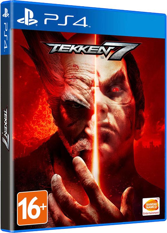 Tekken 7 [PS4]Закажите игру Tekken 7 до 17:00 часов 31 мая 2017 года и получите ранний доступ к персонажу Элиза.<br>
