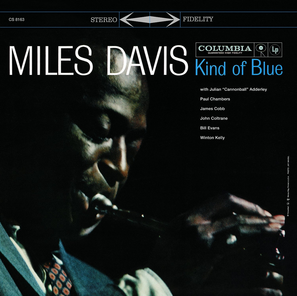 Miles Davis: Kind Of Blue (LP)  miles davis miles davis miles davis quintet freedom jazz dance the bootleg series vol 5 3 lp