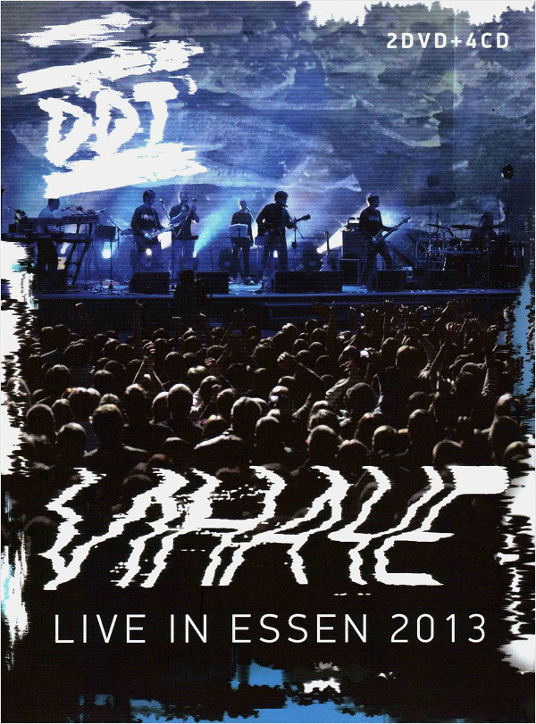 ДДТ: Иначе – Live in Essen 2013 + лучшее (2 DVD + 4 CD) yes yes in the present live from lyon 2 cd dvd