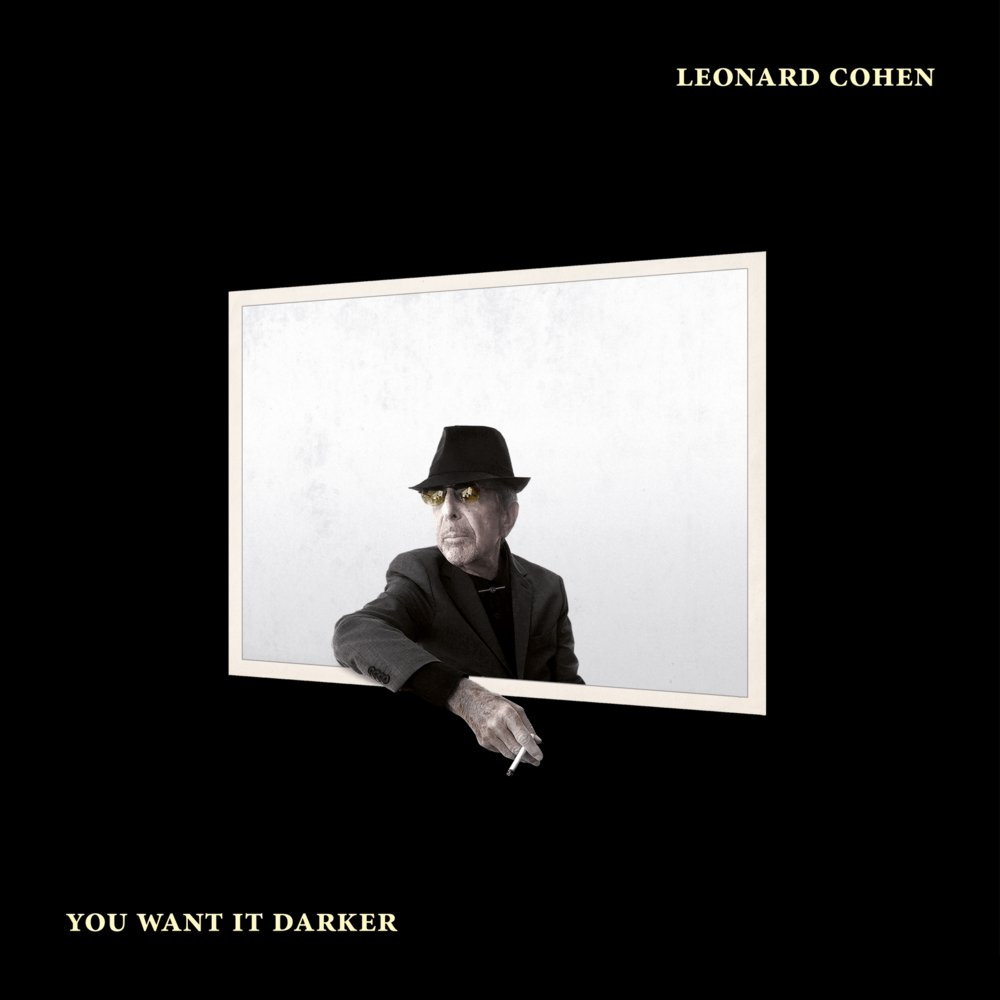Leonard Cohen: You Want It Darker (CD)