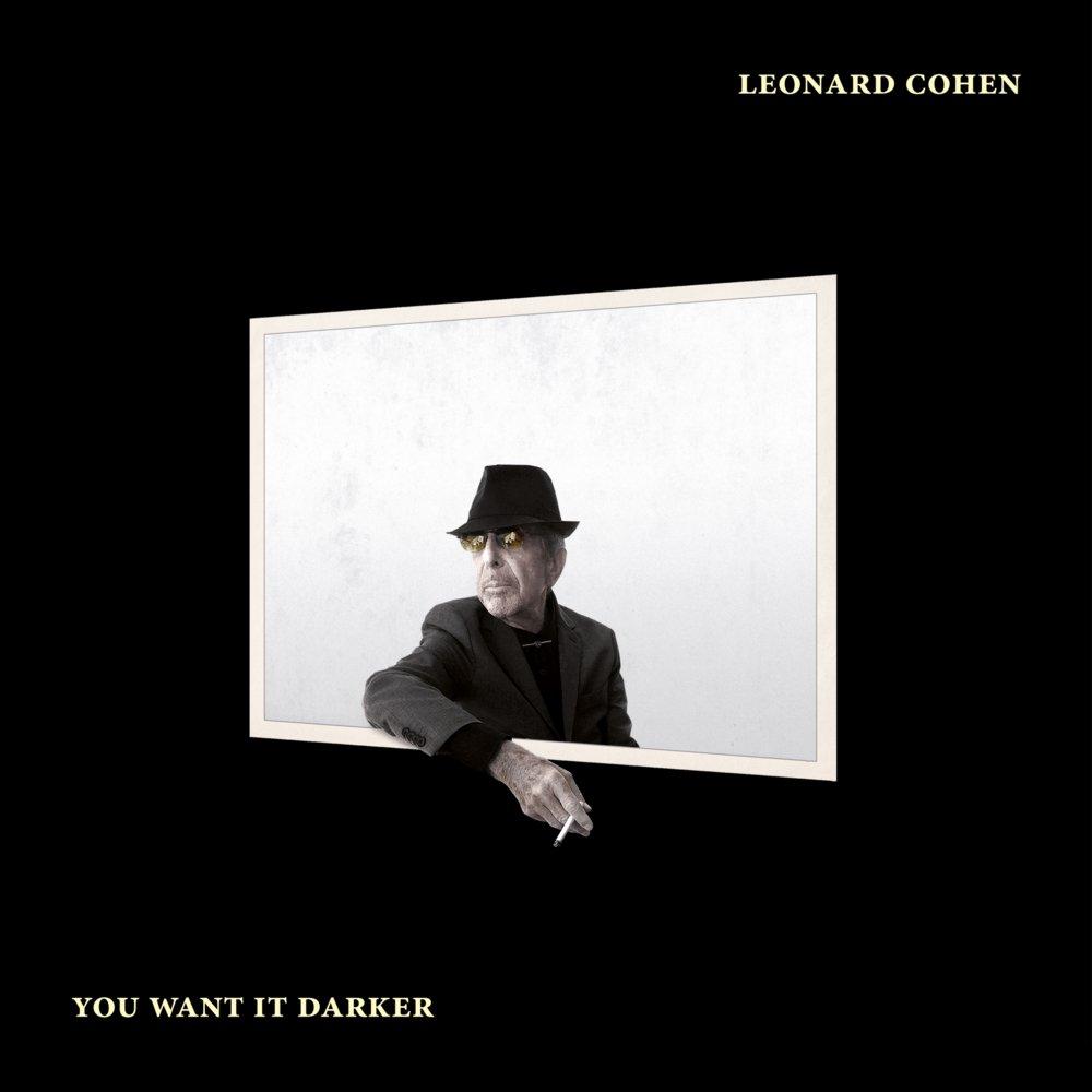 Leonard Cohen – You Want It Darker (CD)Leonard Cohen: You Want It Darker – четырнадцатый и последний студийный альбом Леонарда Коэна.<br>