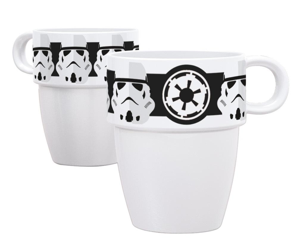 Набор посуды Звёздные войны