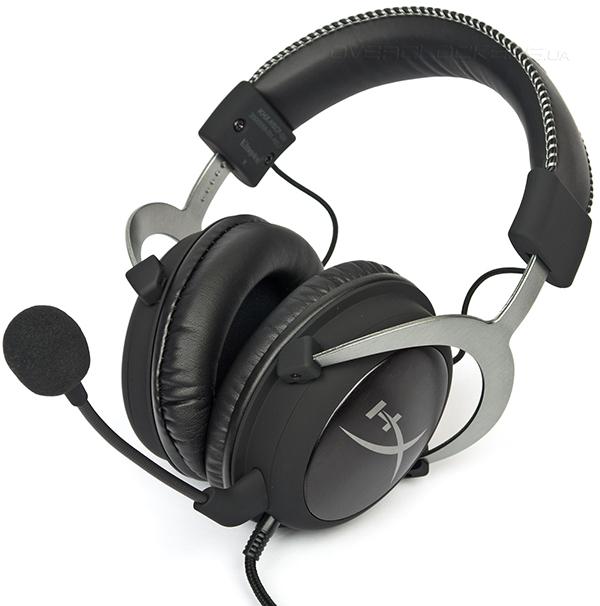 Гарнитура Kingston HyperX Cloud II Headset Gun Metal для PCHyperX®Cloud II включает новый USB-блок управления звуком, усиливающий звук и голос для идеального Hi-Fi-гейминга – вы услышите все, чего не слышали раньше.<br>