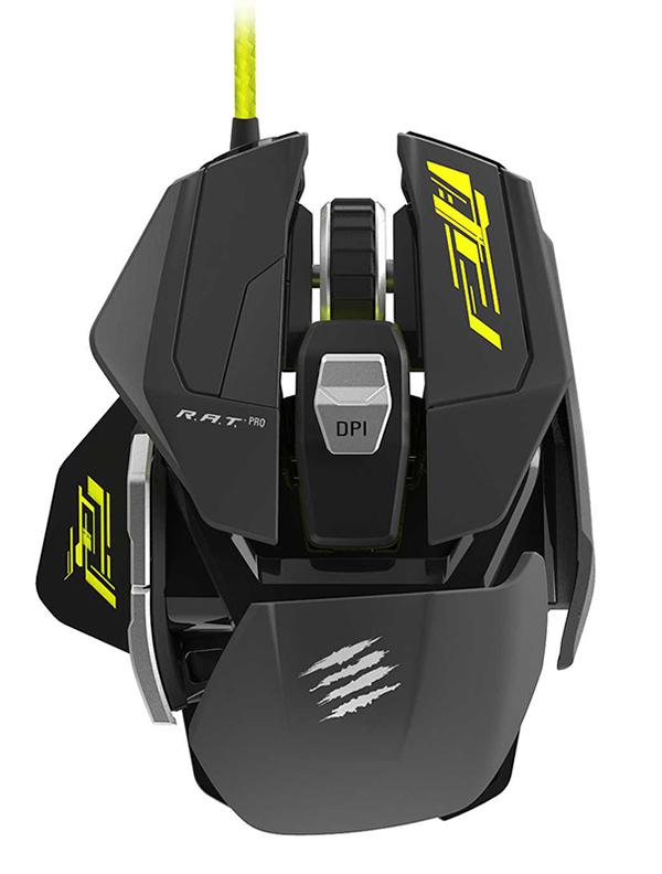 Мышь Mad Catz R.A.T. PRO S проводная оптическая игровая + код игры Path Exile для PCИгровые мыши серии Mad Catz  R.A.T. PRO известны как самые передовые в мире. Игровая мышь R.A.T. PRO S продолжает эту традицию. Ее характеристики подходят для участия в турнирах, а скорость и быстрота реакции призваны обеспечить победу.<br>